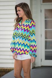 mint blouse chevron elsa blouse mint navy the mint julep boutique