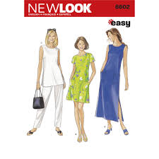 pattern for misses dresses new look