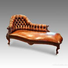 Victorian Chaise Lounge Sofa by Victorian Rosewood Chaise Lounge Antiques Atlas