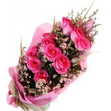 roses flowers pink roses delivery divilacan isabela pink roses bouquet 006