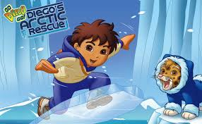 diego rescue adventures game 2014