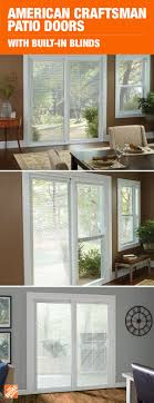 American Craftsman Patio Door Give Your Home A Contemporary Look With The Slim Design Of
