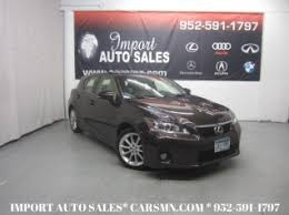 lexus ct200h used used lexus ct 200h for sale in germany mn 4 used ct 200h