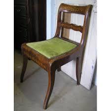 chaises louis philippe chaise louis philippe en acajou sur moinat sa antiquités décoration