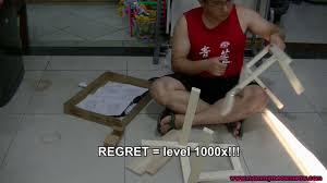 ikea bekvam step stool assembly youtube