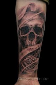 Forearm Skull - skull forearm