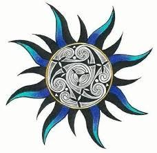 celtic sun view the best designed celtic sun tats