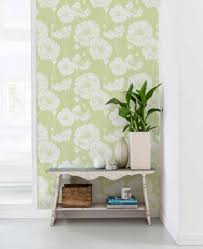 peony wallpaper peel and stick lime green peony wallpaper