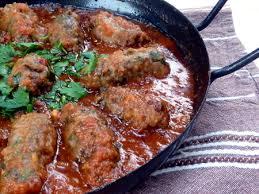 cuisine orientale recette recette kefta aux aubergines à l orientale cuisinez kefta aux