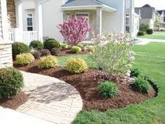 red oak landscaping rocks in landscaping front yards