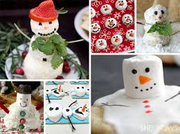best food for your winter themed kids birthday party