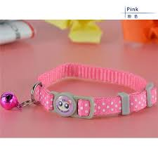 cat collars with bells sunday gold