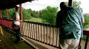 Decking Handrail Ideas Deck Railings Ideas And Options Hgtv