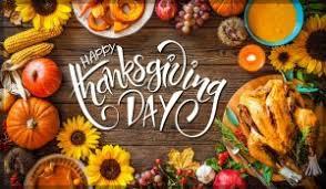 happy thanksgiving running realty