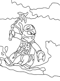 zane ninjago coloring pages coloringstar
