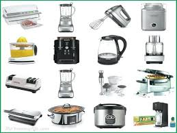 list of kitchen appliances 39 kitchen appliances list new kitchen style kitchen appliances