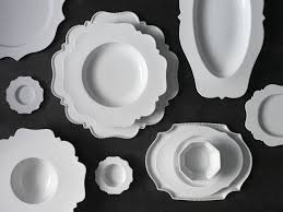 beautiful vintage modern dishes