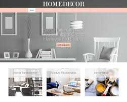 theme home decor home decor theme template for interior design businesses