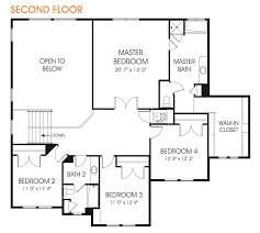 make your floor plan vincent two story floor plan edge homes