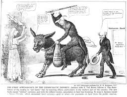old political cartoons bankers google search political images