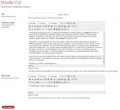 results driven resume example moodle plugins directory quickscan dyslexia screening screenshot 2