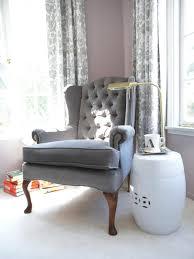corner wingback dining room chair aside barrel end table elegant