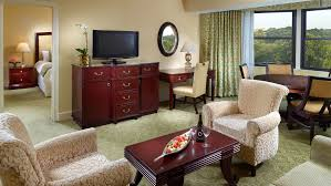 Hotel Suites With 2 Bedrooms Suites In Washington Dc Guest Rooms Omni Shoreham Hotel