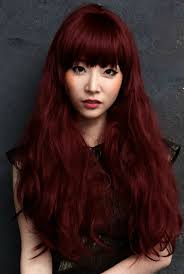 type of hair style tan skin red hair will also look pretty with tanned skin especially if