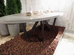 Stone Dining Room Table - kitchen table extraordinary large stone dining table cheap