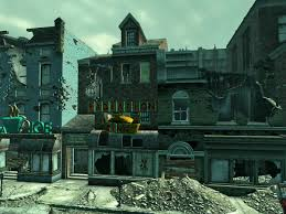 Fallout 3 Map With All Locations by Radiation King Location Fallout Wiki Fandom Powered By Wikia