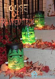 remodelando la casa frankenstein decorations for halloween
