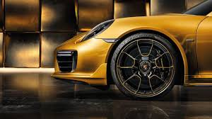 porsche 911 turbo s exclusive series looks good in new images 9