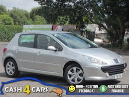peugeot fast car 2007 peugeot 307 diesel nz new 1 reserve cash4cars