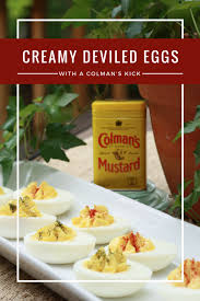 deviled egg plate target picnic favorite deviled eggs with a colman s kick from