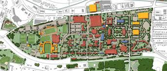 Tennessee Tech Campus Map by Johnson City Press Update New Plan Proposes Sites For Etsu