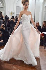ines di santo wedding dresses ines di santo dress with detachable skirt sell my wedding