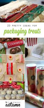 best diy cookie treat packaging ideas for gifts