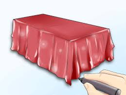 easy ways to draw a table with pictures wikihow idolza
