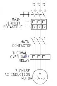 magnetic motor starter wiring diagram periodic tables