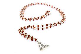 real silver necklace images Shakti ma quot real silver and rudraksha mala blonde vagabond jpg