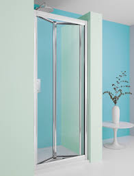 supreme bifold shower door in bifold door luxury bathrooms uk