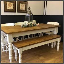 Kitchen Table With Built In Bench Dining Table Bench Seat Dining Tablesbench In Dining Room Curved