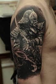 40 samurai warrior tattoo designs
