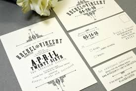 Wedding Pocket Invitations French Victorian Wedding Invitations Ivory And Black Pocket