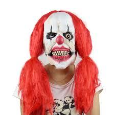online get cheap halloween scary clown costumes aliexpress com