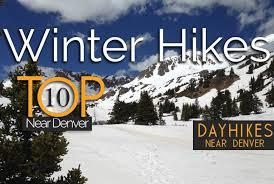 Station Closest To Winter Winter Hiking Trails Near Denver Colorado Day Hikes Near Denver