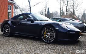 stanced porsche 911 porsche 991 turbo s cabriolet mkii 4 february 2017 autogespot