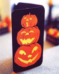 cute jack o lantern clipart clip art and templates for halloween decorations martha stewart