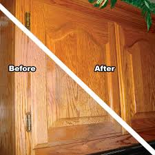 how to clean greasy wooden kitchen cabinets cleaning wood kitchen cabinets visionexchange co