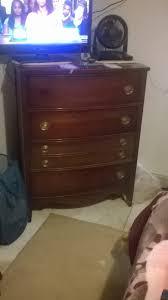 Lexington Cherry Bedroom Furniture Dixie 6 Drawer Dresser Dressers Lexington Home Brands Mid Century